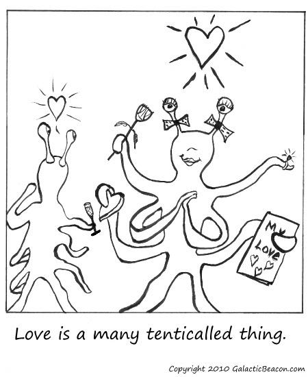 Love Is A Many Tentacled Thing